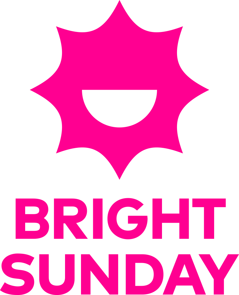 Bright Sunday, logo