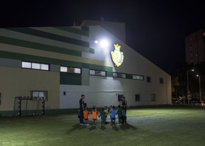 BrightSunday, Vitoria FC, Solar PV and LED