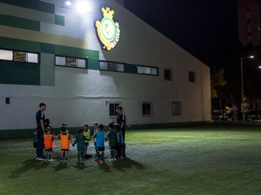 Solar PV and free LED for Vitoria FC