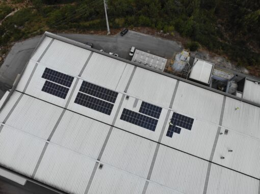 Novel factory needs fresh electricity